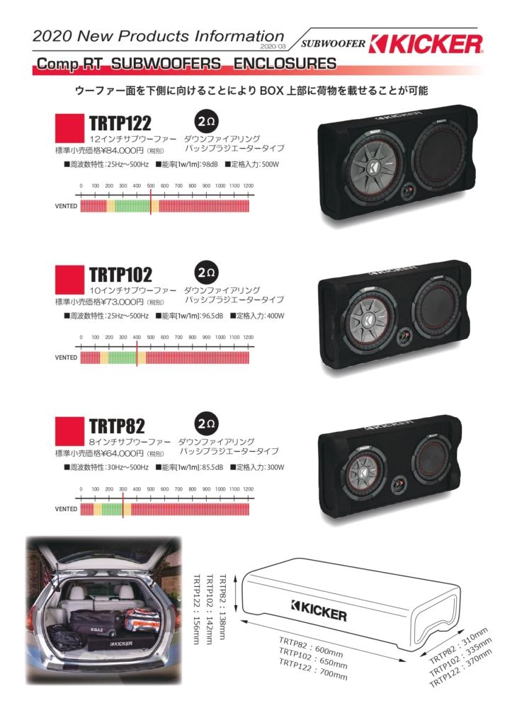 TRTP2020シリーズ