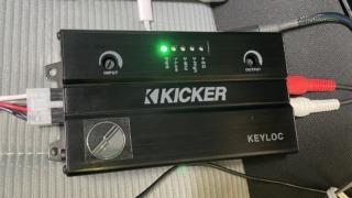 KICKER KEY LOC